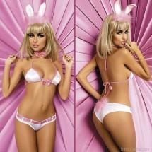 Szexi nyuszis jelmez Obsessive Bunny szet