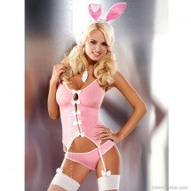 Nyuszi jelmez, szexi Obsessive Bunny suit