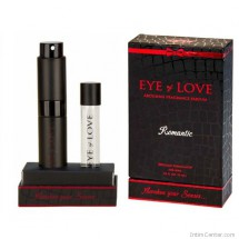 Feromonos parfüm férfiaknak, Eye of Love Romantic, 16 ml
